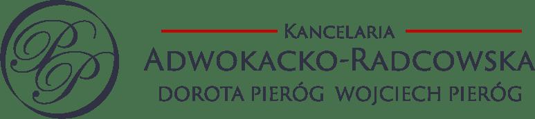 Logotyp - Kancelaria Adwokacko-Radcowska Dorota i Wojciech Pieróg Spółka Partnerska w Rzeszowie - Kancelaria Rzeszów, Adwokat Rzeszów, Radca Prawny Rzeszów