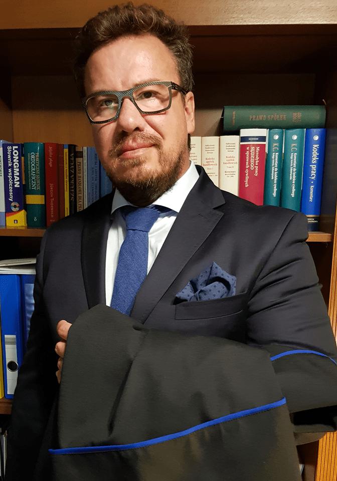 Radca Prawny Paweł Sawa